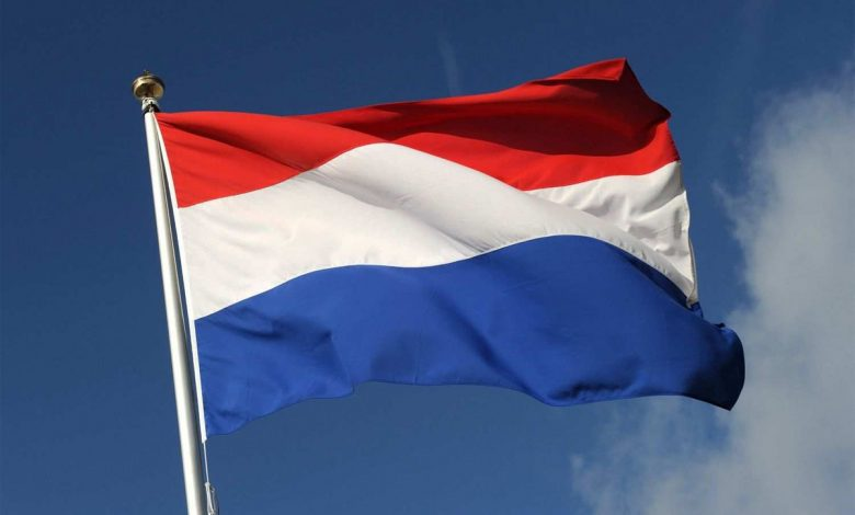عکس پرچم کشور هلند