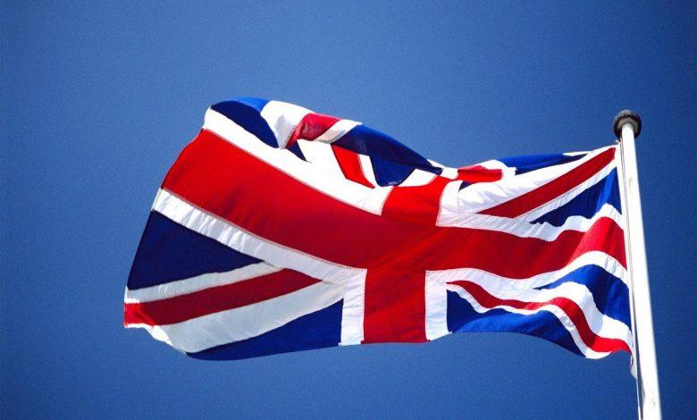 عکس پرچم انگلیس