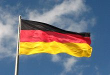 عکس پرچم کشور آلمان