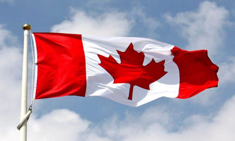 عکس پرچم کانادا