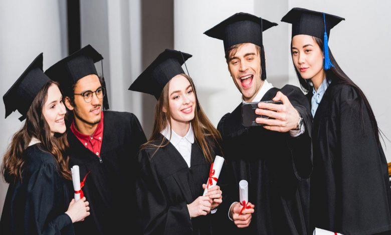 عکس دانشجویان