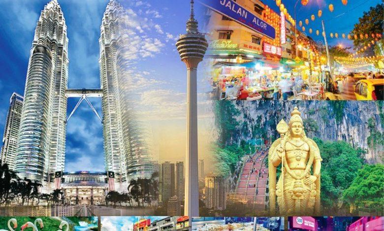 راه های مهاجرت به مالزی