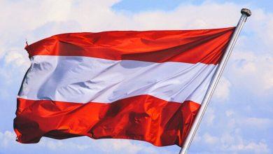 پرچم کشور اتریش