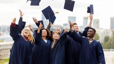 فارغ التحصیلان در انگلستان