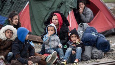 پناهندگان در انگلستان