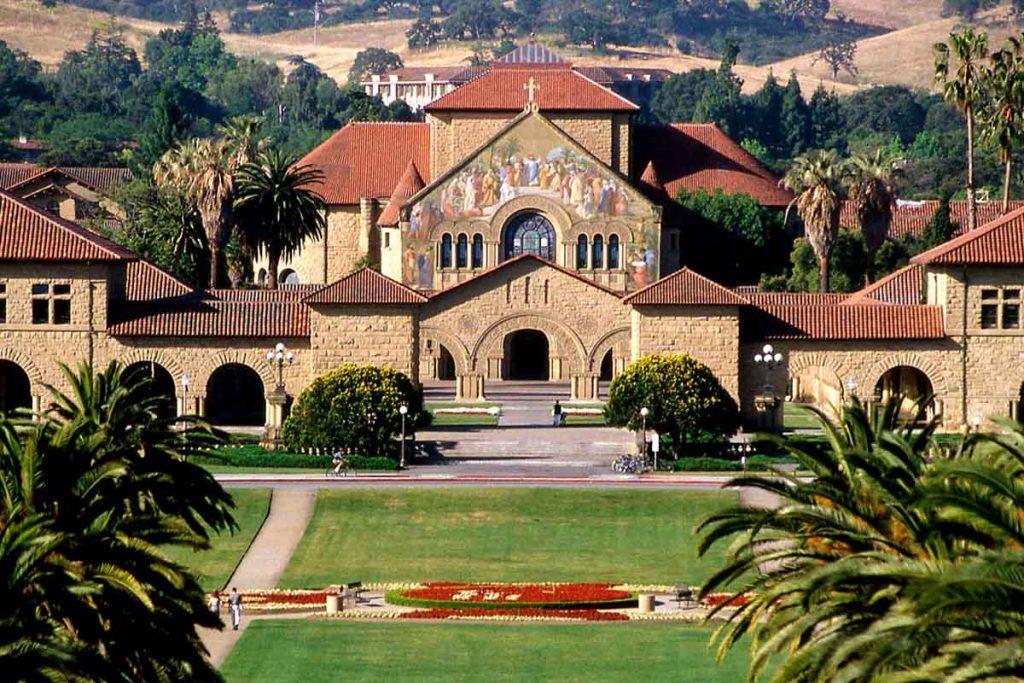 عکس دانشگاه استنفورد امریکا