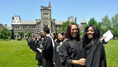 رتبه بهترین دانشگاه های کانادا
