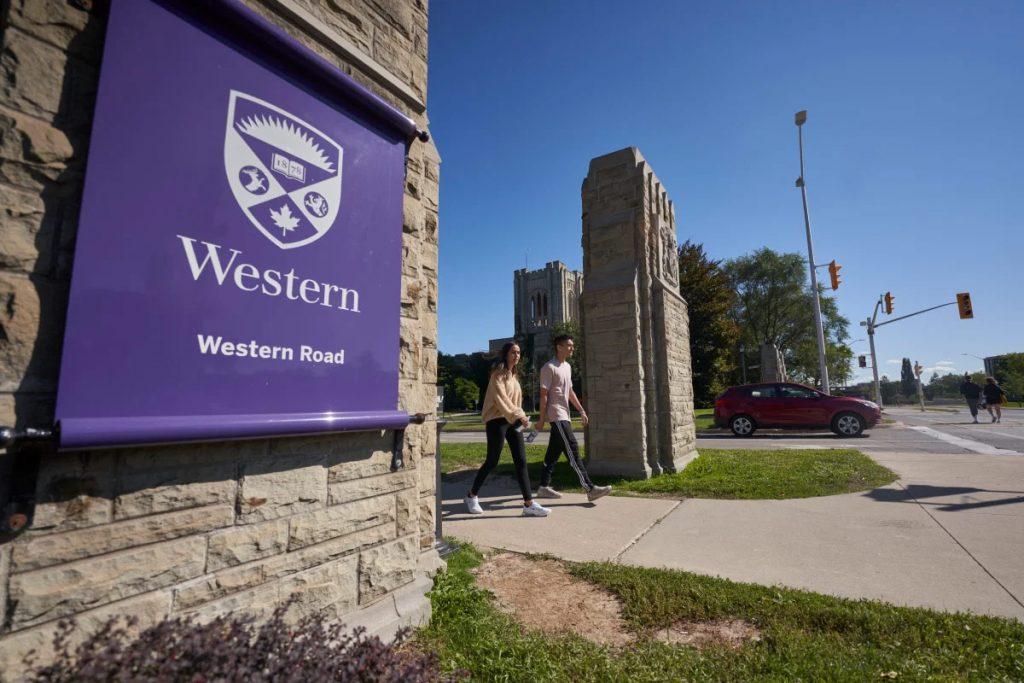 دانشگاه وسترن رتبه 203 جهان
