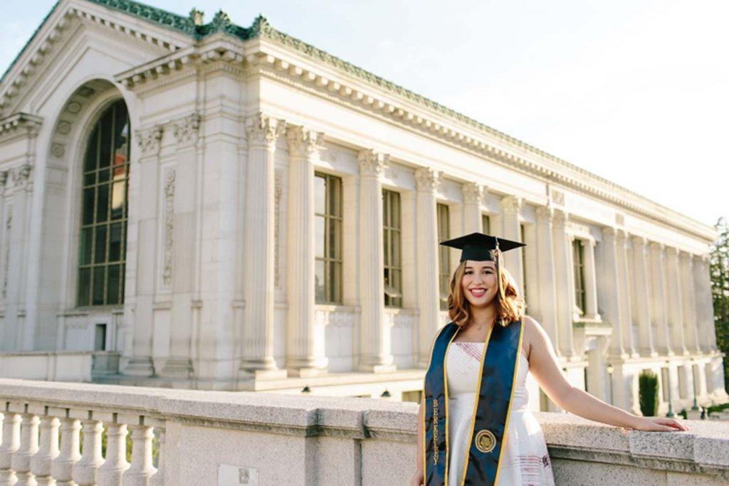 عکس دانشگاه برکلی امریکا