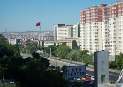 تصویر محله امک آنکارا ترکیه