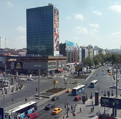 تصویر محله کیزیلای آنکارا ترکیه